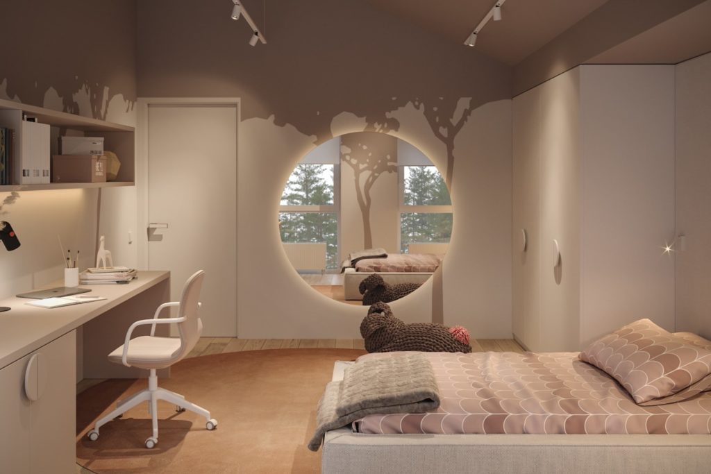 10 Teen Bedrooms And Study Spaces For Important Years Home Office Bits